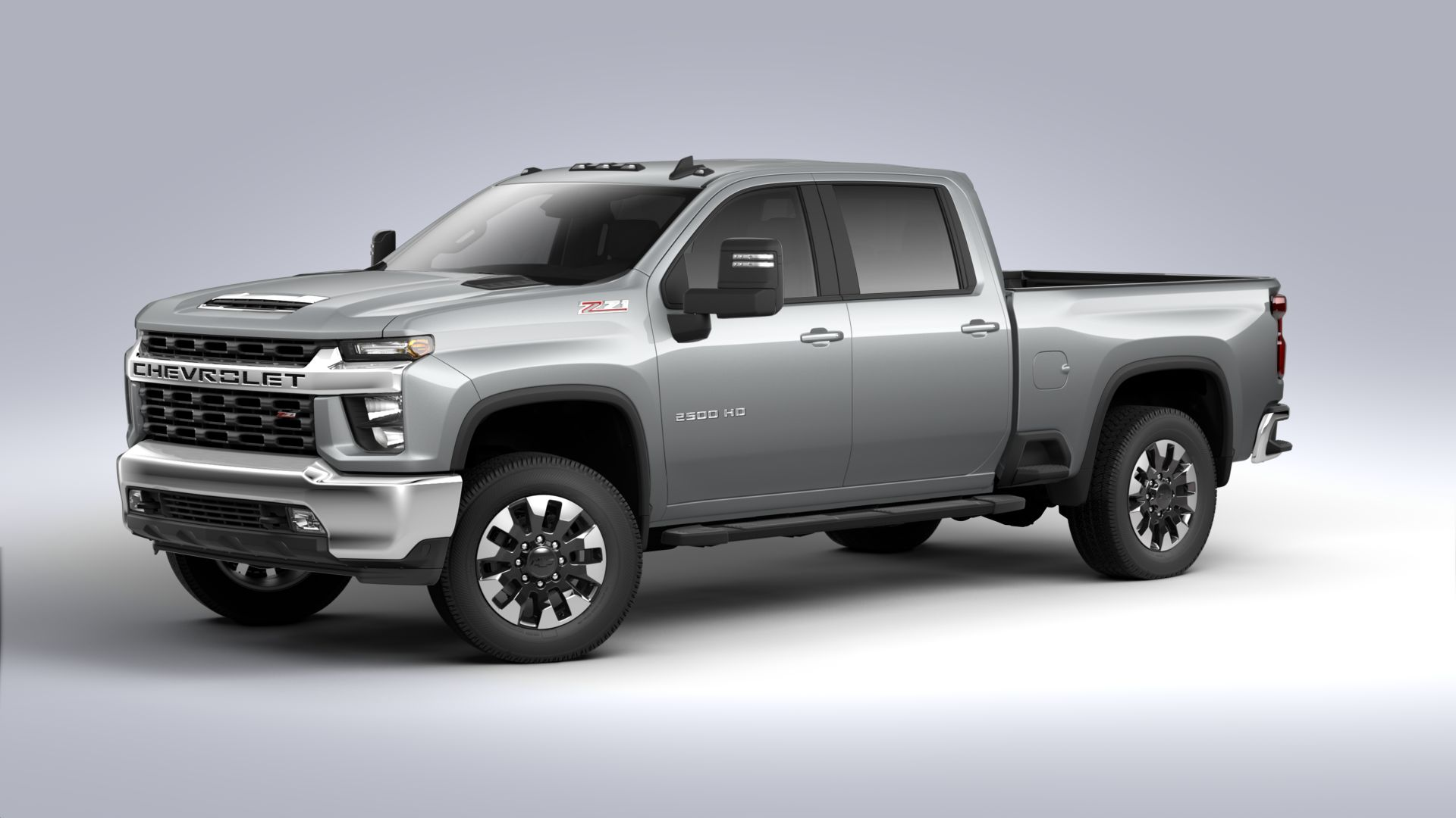 New 2020 Chevrolet Silverado 2500 HD LT FOUR WHEEL DRIVE Crew Cab