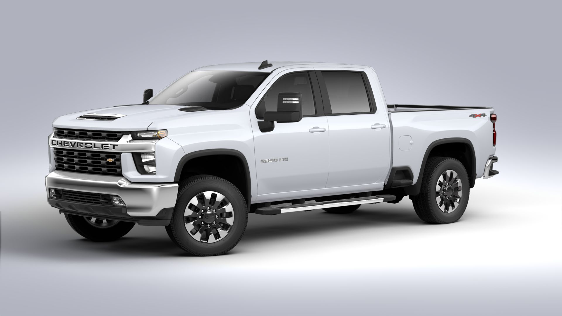 New 2020 Chevrolet Silverado 2500 HD LT