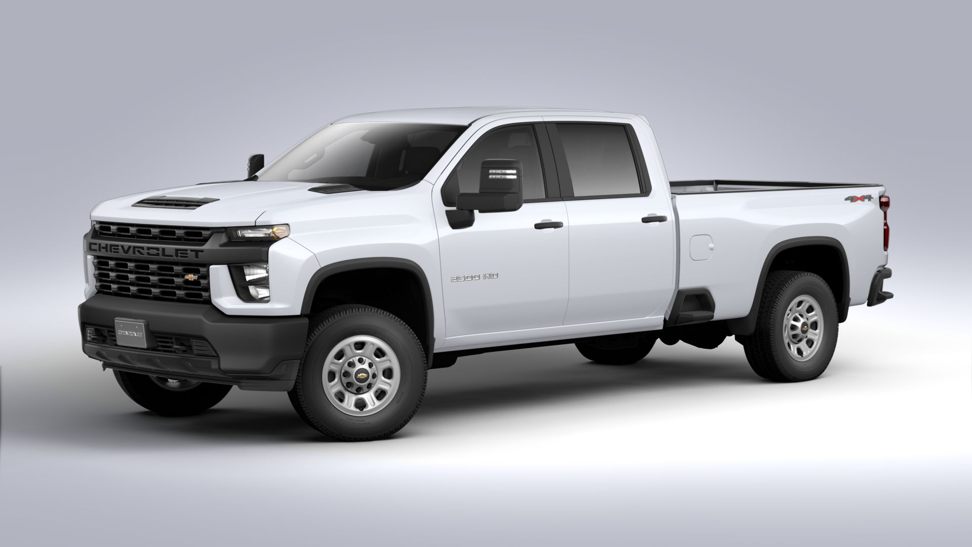 New 2020 Chevrolet Silverado 2500 HD WT