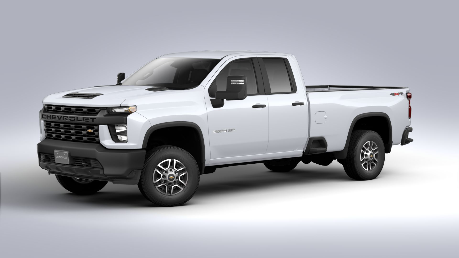 New 2020 Chevrolet Silverado 2500 HD WT FOUR WHEEL DRIVE Double Cab