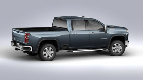 New 2020 Chevrolet Silverado 3500 HD LTZ