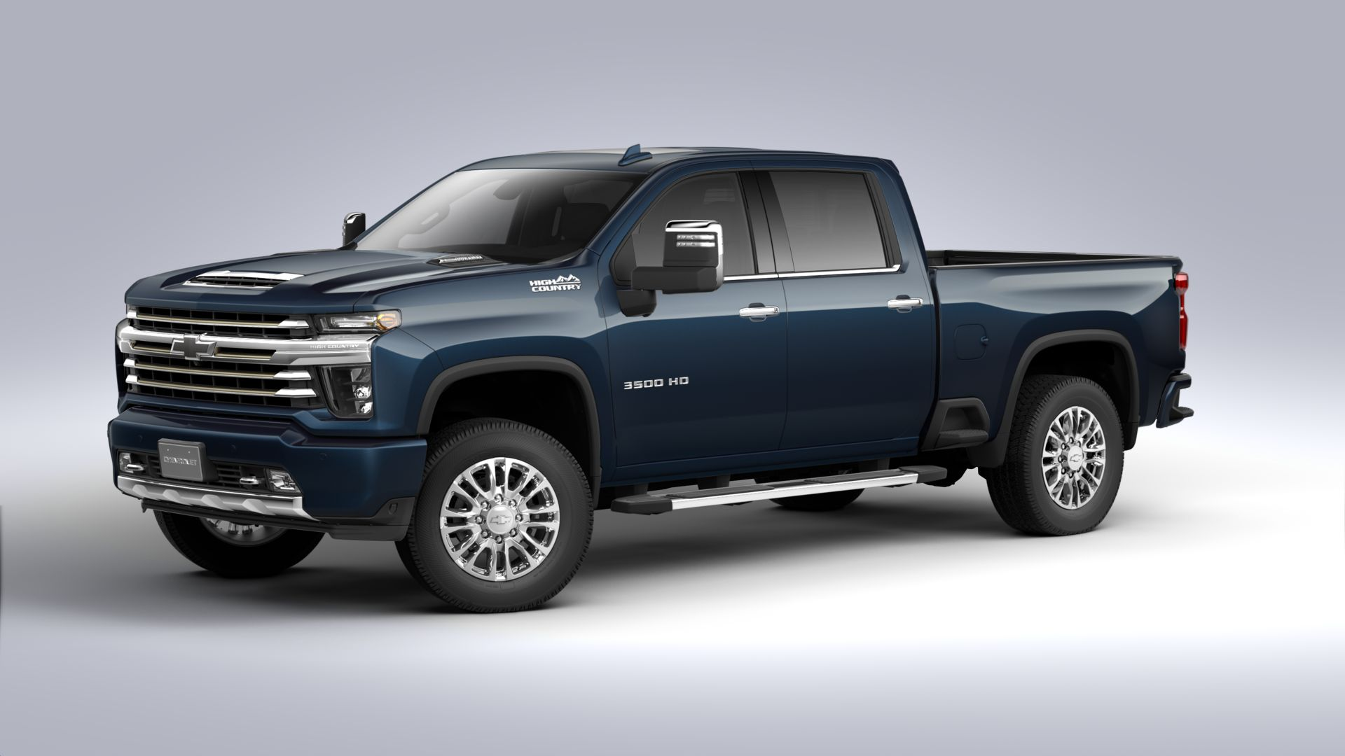New 2020 Chevrolet Silverado 3500 HD High Country
