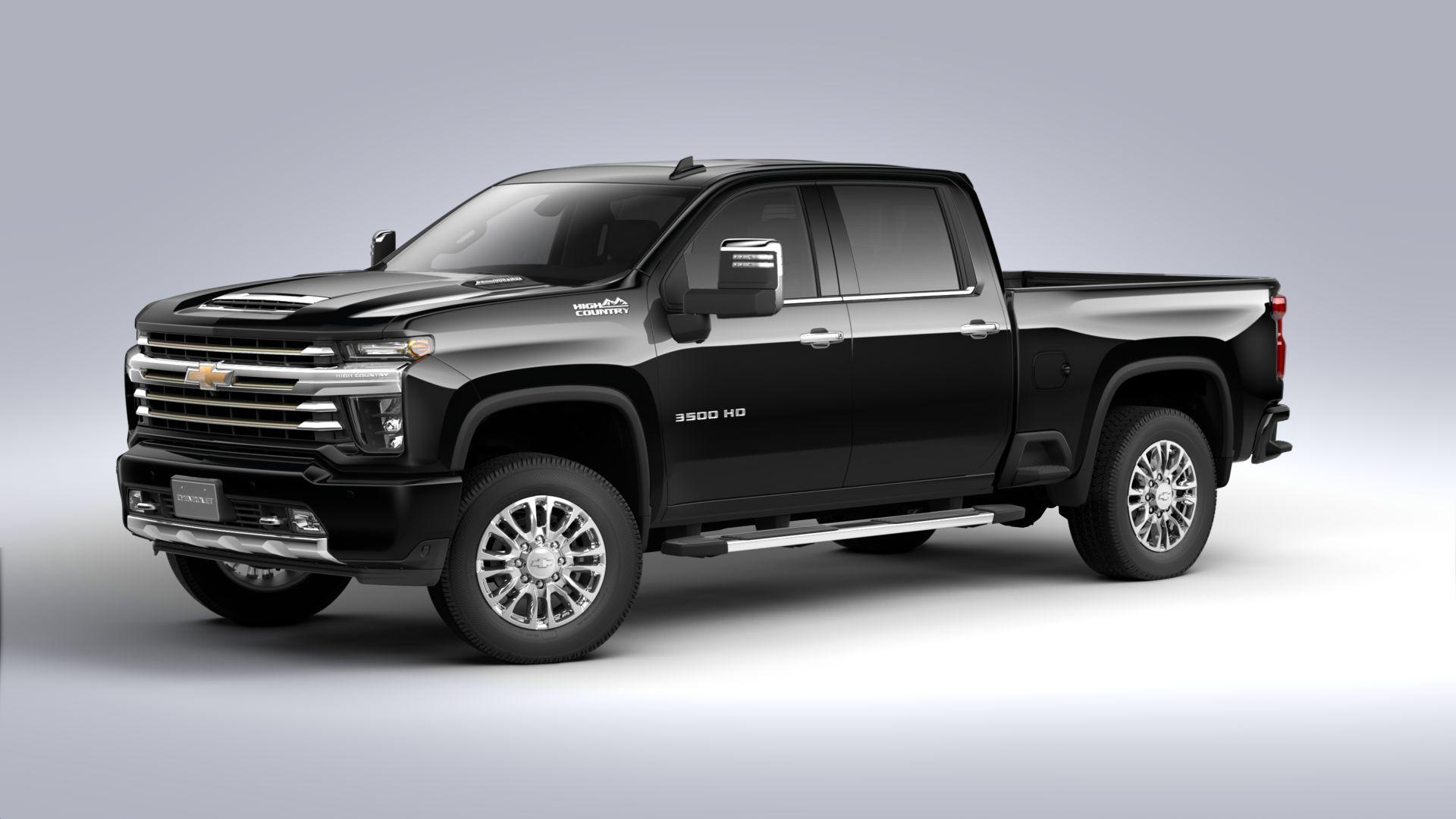 2020 Chevrolet Silverado 3500 HD High Country