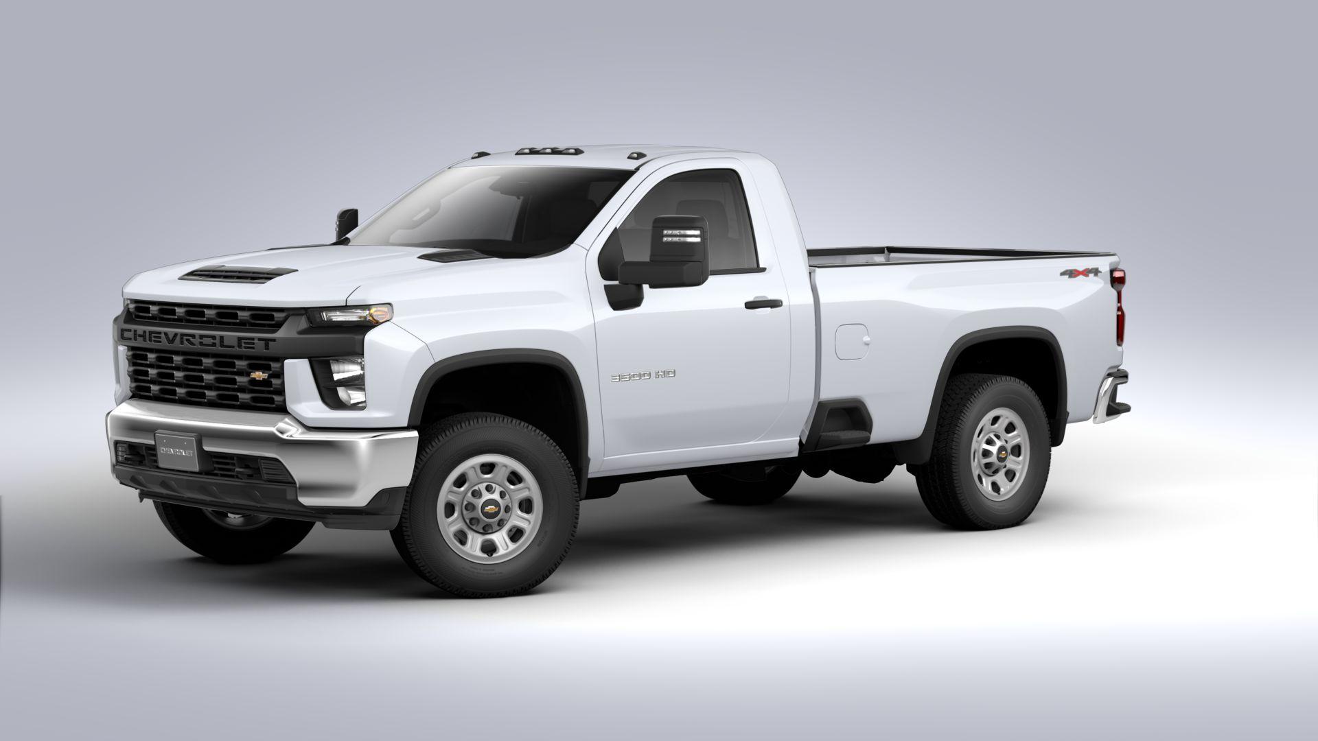 2020 Chevrolet Silverado 3500 HD WT