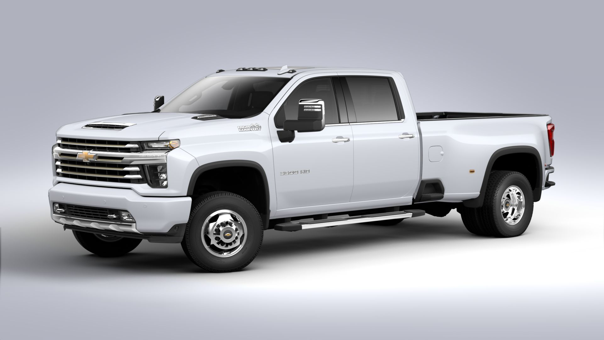 2020 Chevrolet Silverado 3500 HD High Country DRW