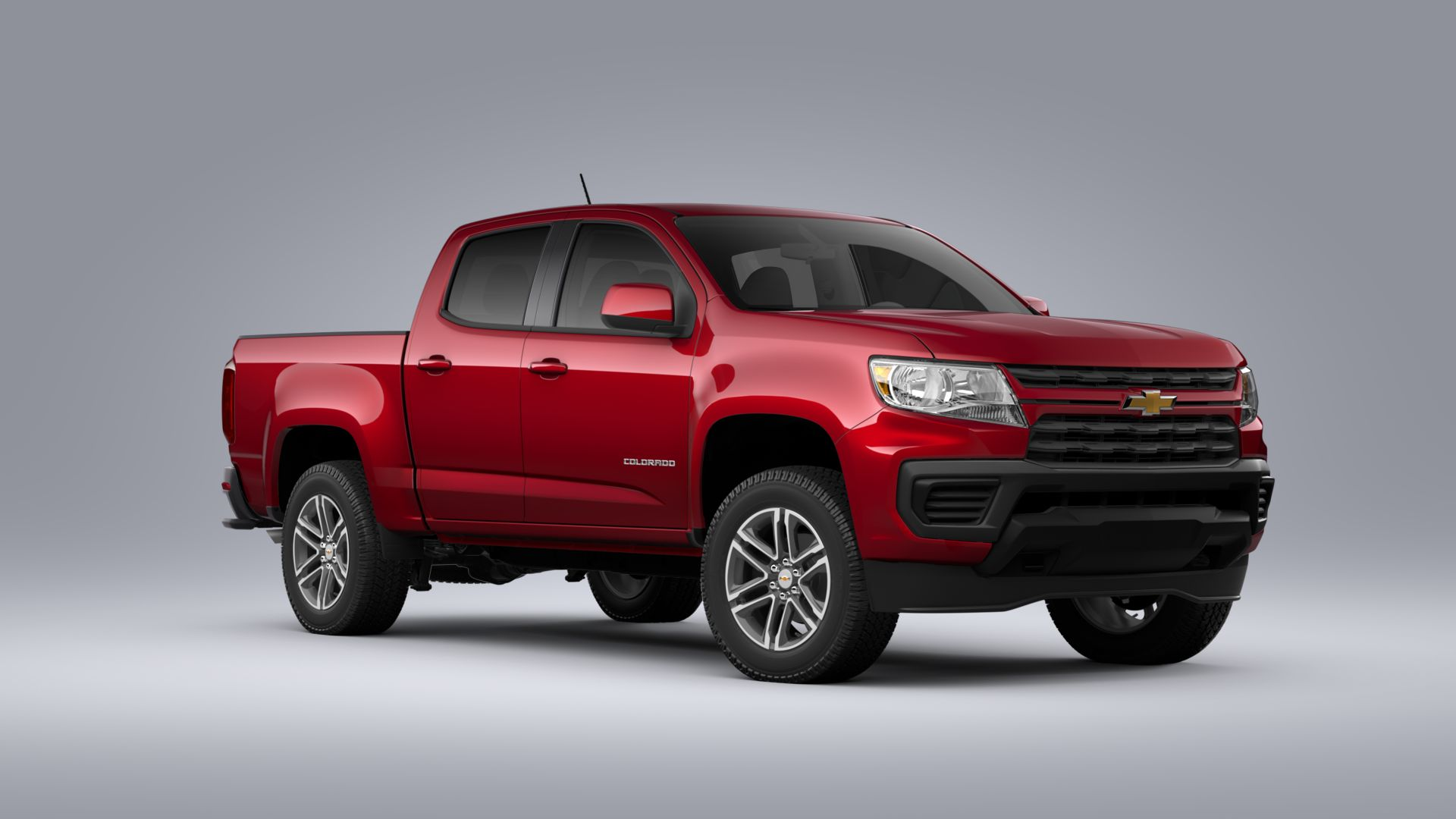New 2021 Chevrolet Colorado WT REAR WHEEL DRIVE Crew Cab