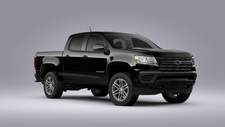 2021 Chevrolet Colorado WT Crew Cab