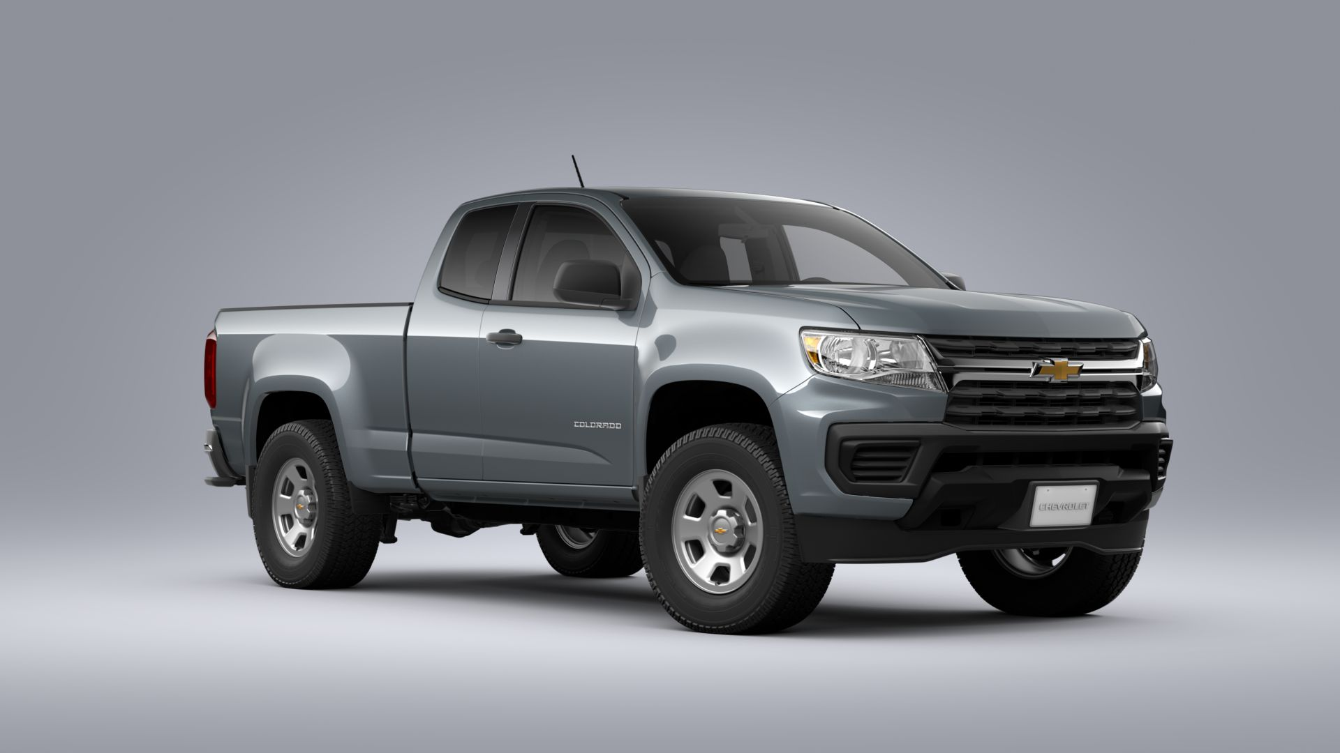2021 Chevrolet Colorado WT