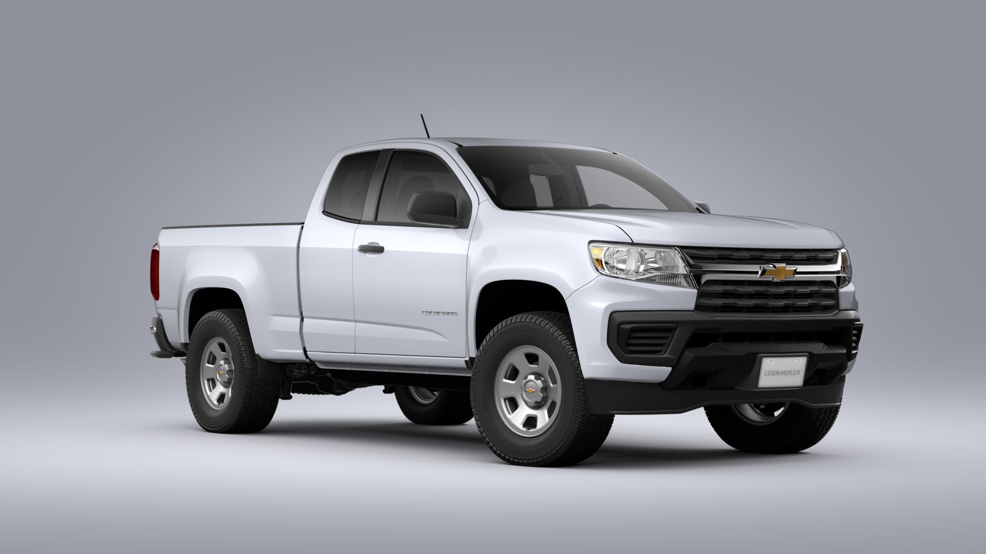 2021 Chevrolet Colorado WT REAR WHEEL DRIVE Extended Cab