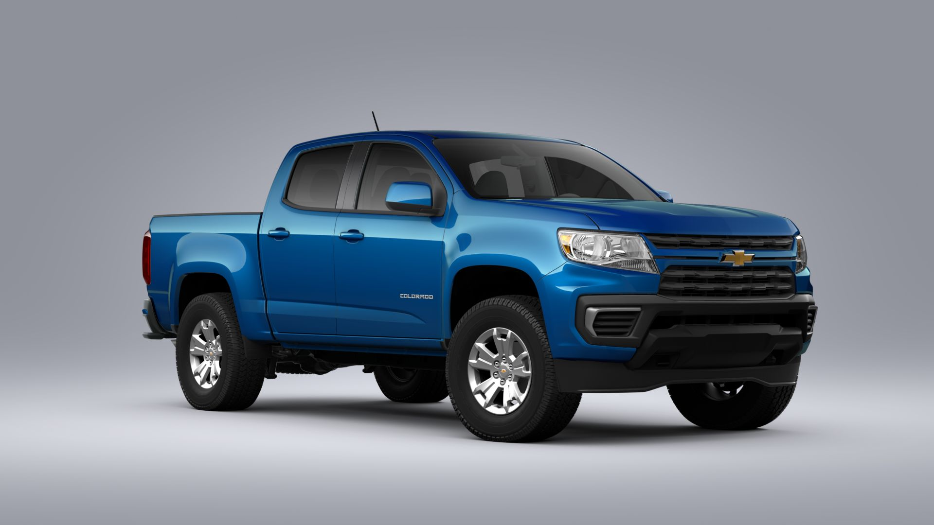New 2021 Chevrolet Colorado LT REAR WHEEL DRIVE Crew Cab