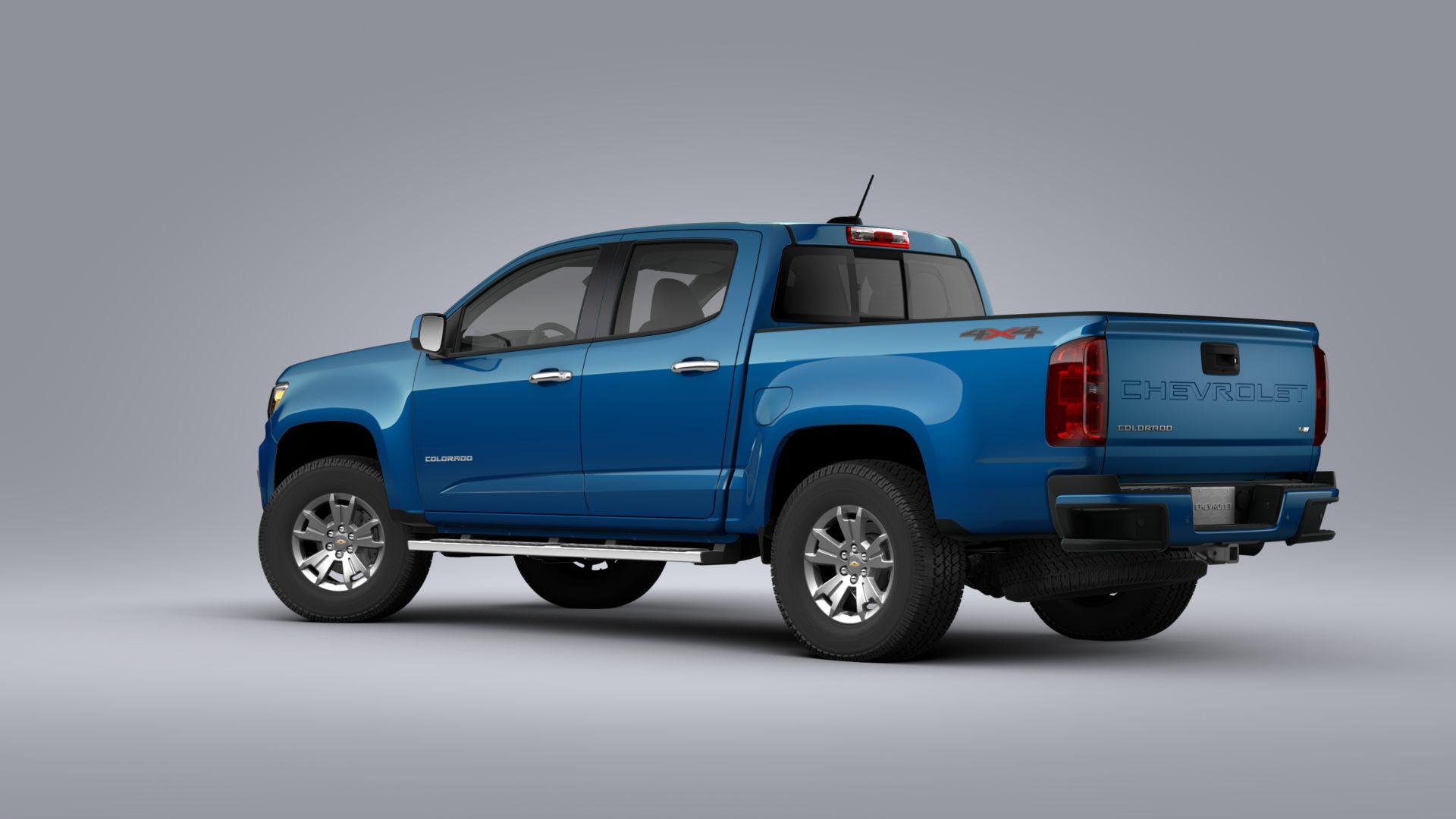 New 2021 Chevrolet Colorado LT