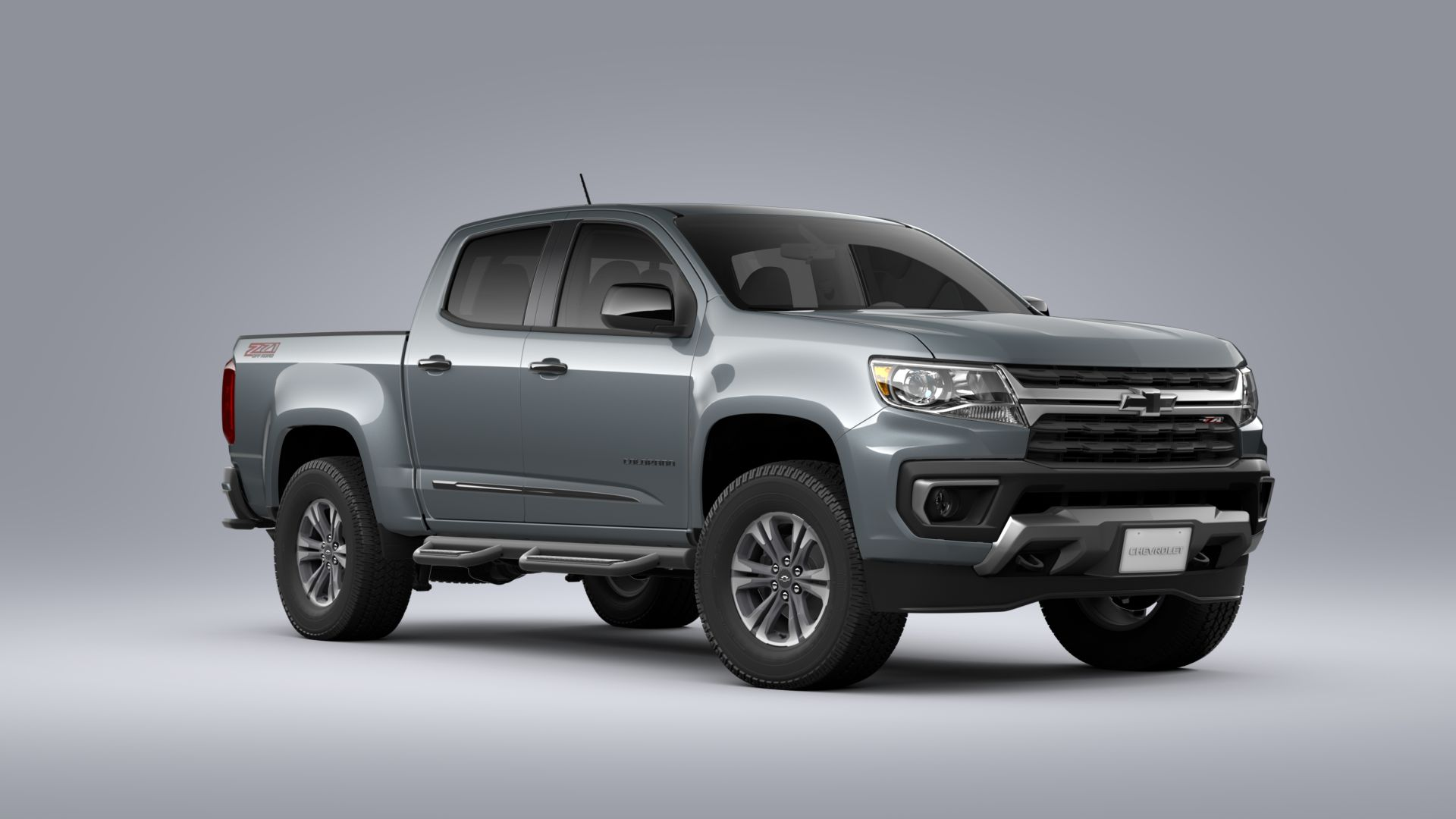 2021 Chevrolet Colorado Z71
