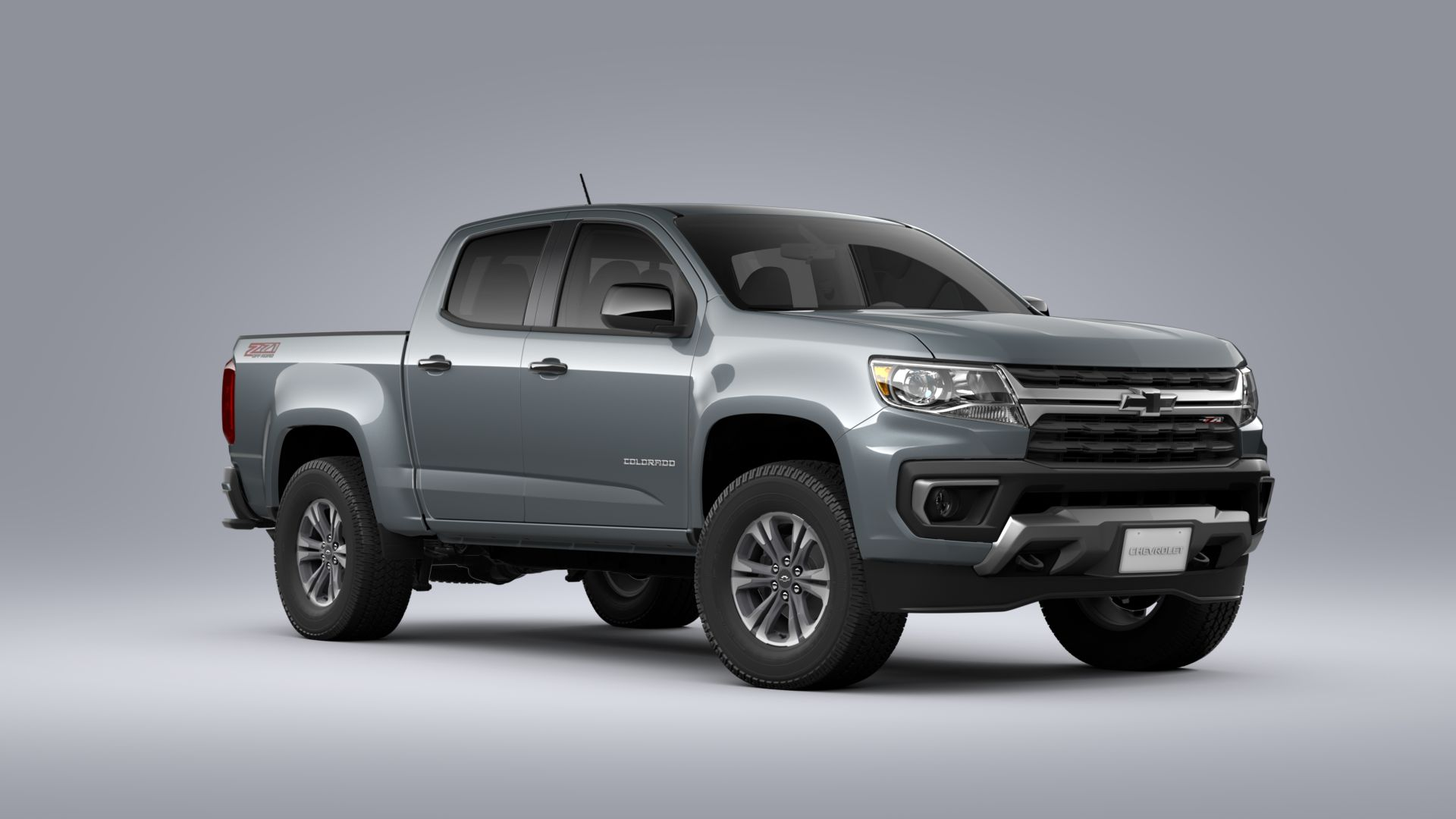 New 2021 Chevrolet Colorado Z71 FOUR WHEEL DRIVE Crew Cab
