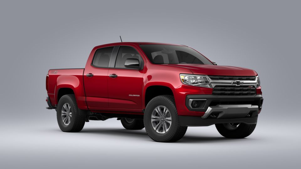 New 2021 Chevrolet Colorado Z71