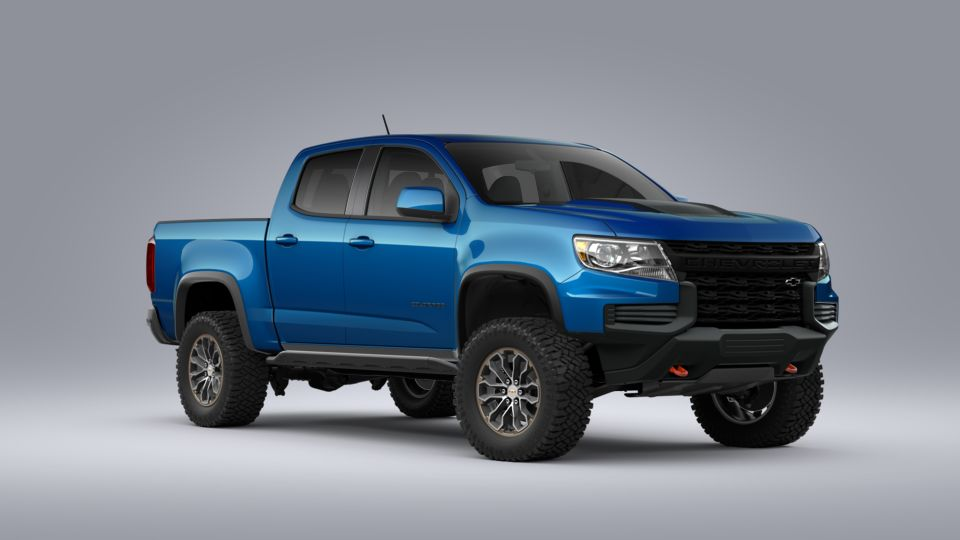 2021 Chevrolet Colorado ZR2