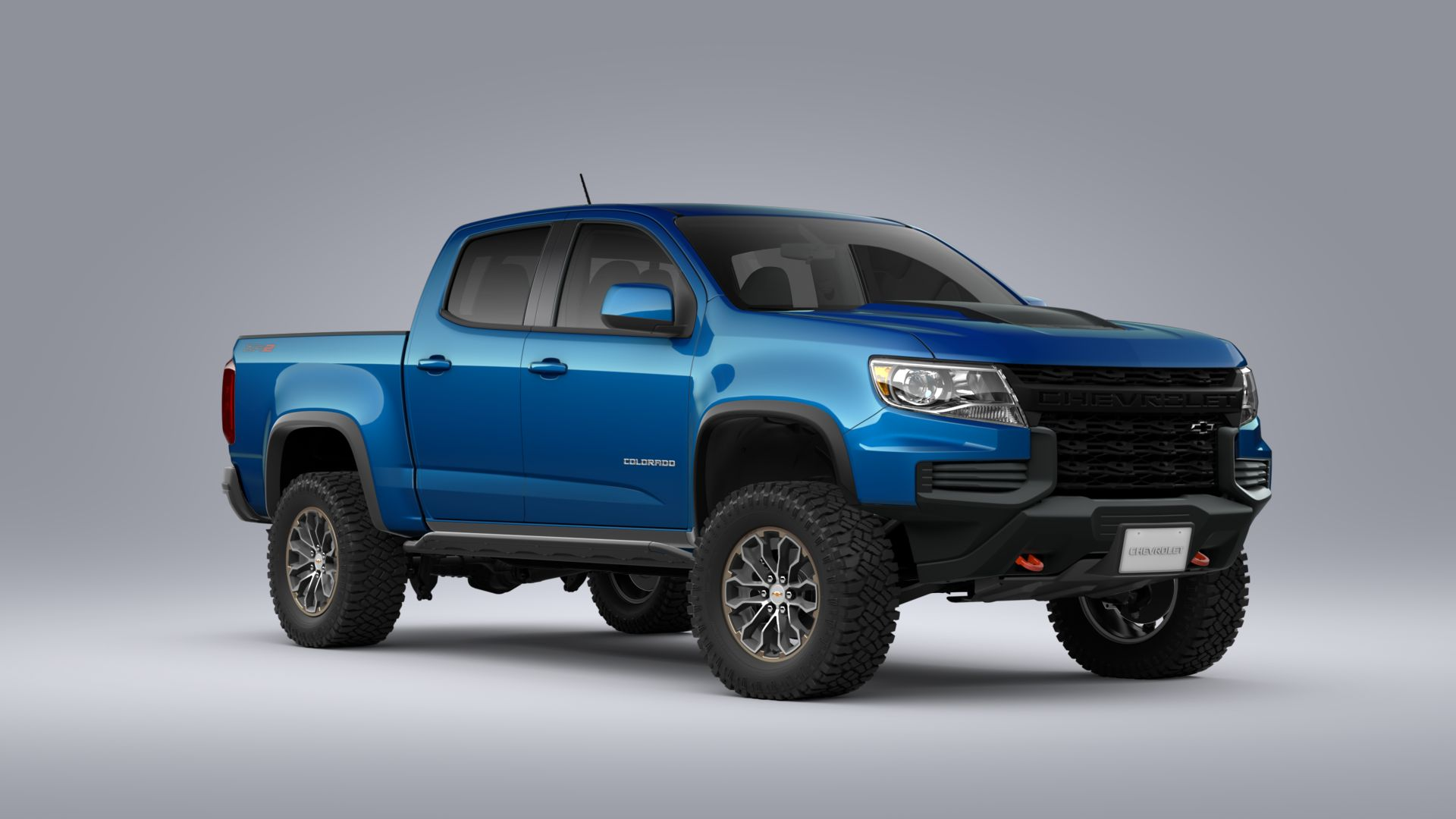 New 2021 Chevrolet Colorado ZR2