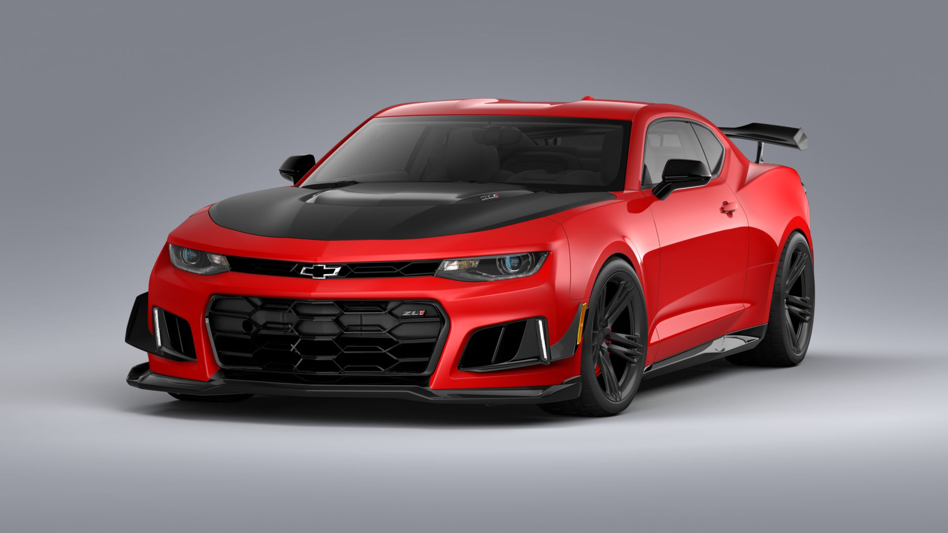 new 2021 chevrolet camaro zl1 coupe in fort pierce