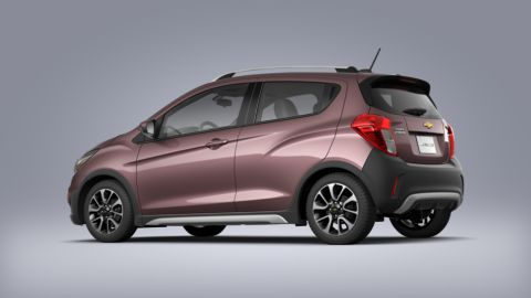 New 2021 Chevrolet Spark ACTIV Automatic
