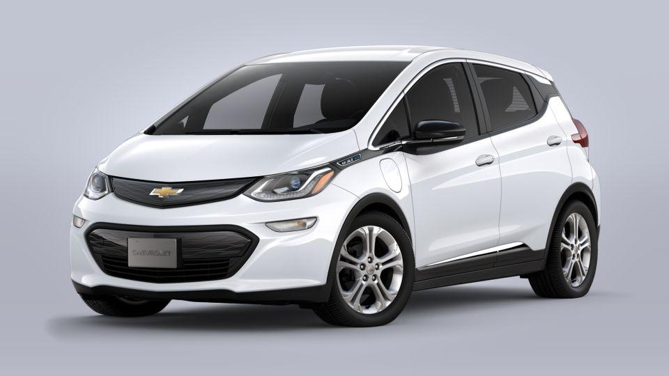 New 2021 Chevrolet Bolt EV LT