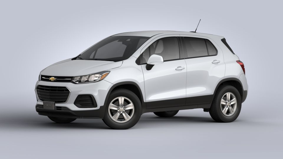 New 2021 Chevrolet Trax LS All Wheel Drive SUV