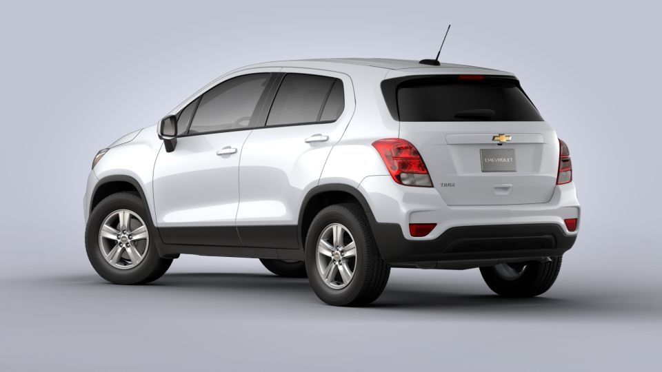 New 2021 Chevrolet Trax LS