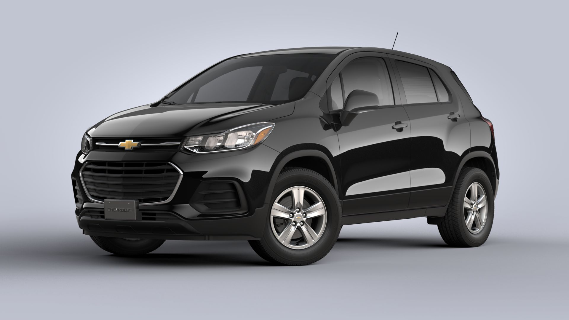 New 2021 Chevrolet Trax LS FRONT WHEEL DRIVE SUV