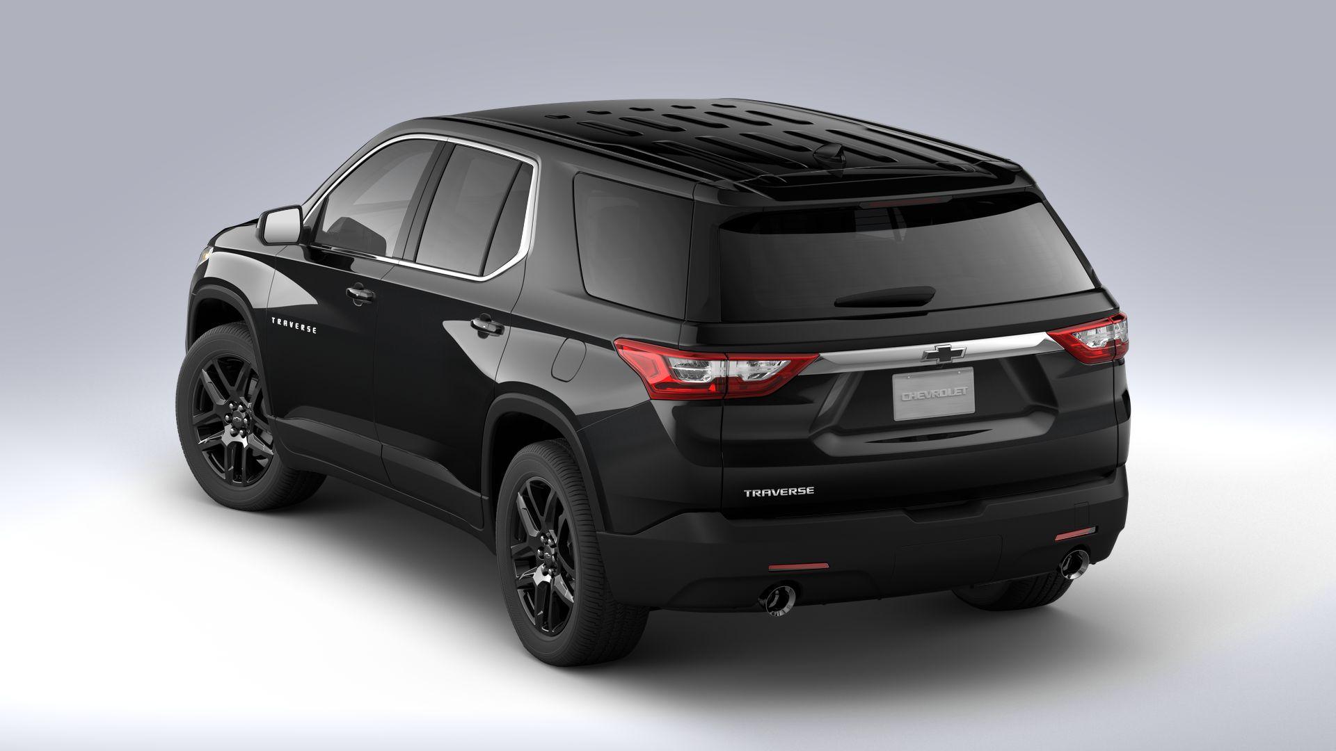 2021 Chevrolet Traverse LS