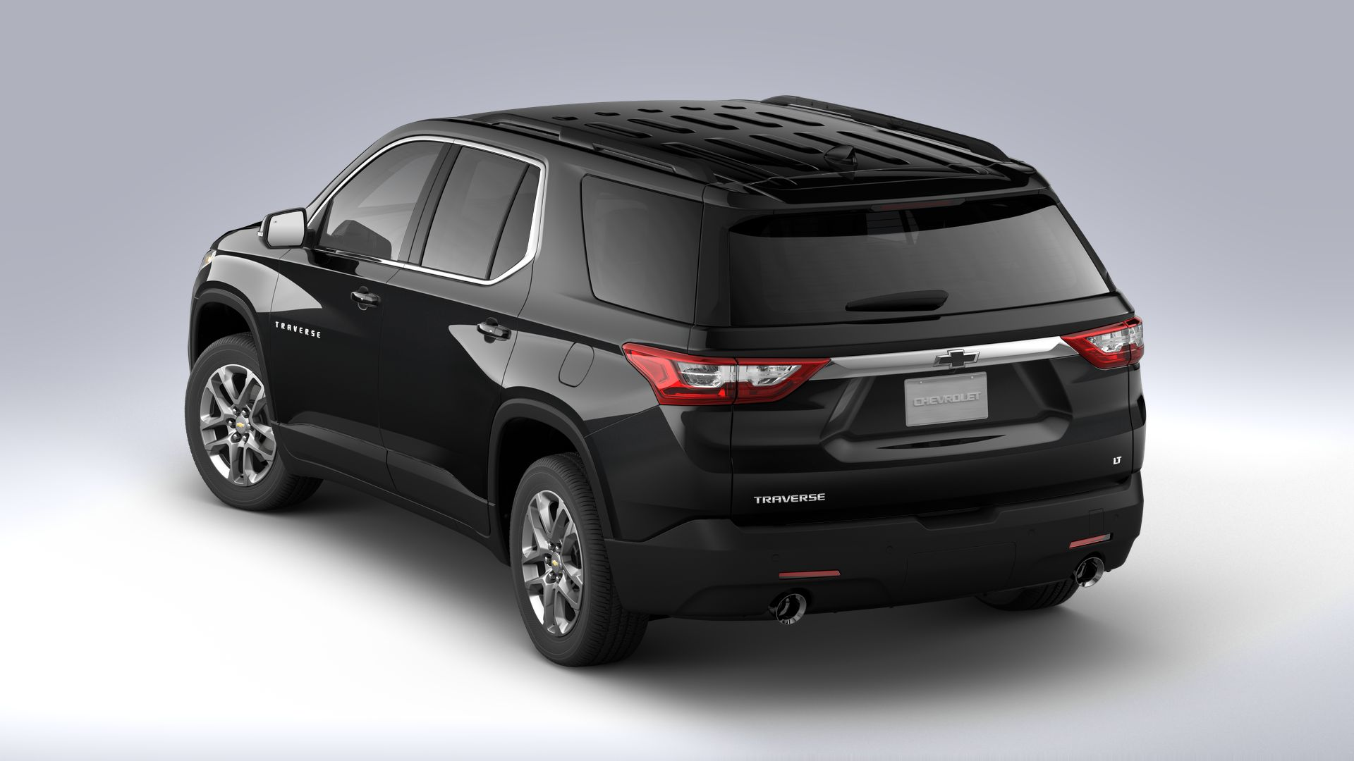 2021 Chevrolet Traverse LT Cloth