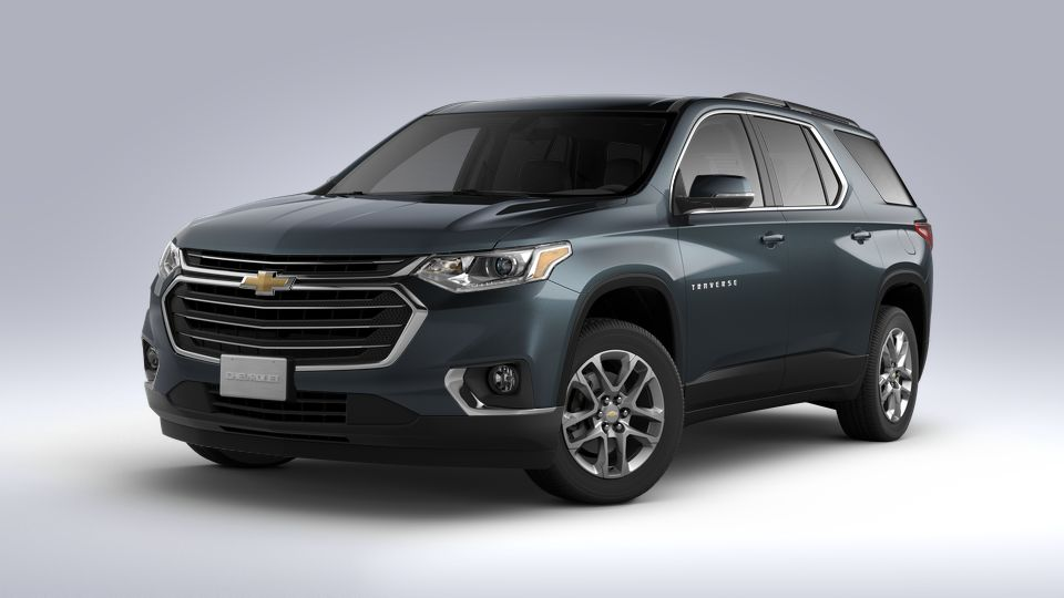 New 2021 Chevrolet Traverse LT Cloth Front Wheel Drive SUV