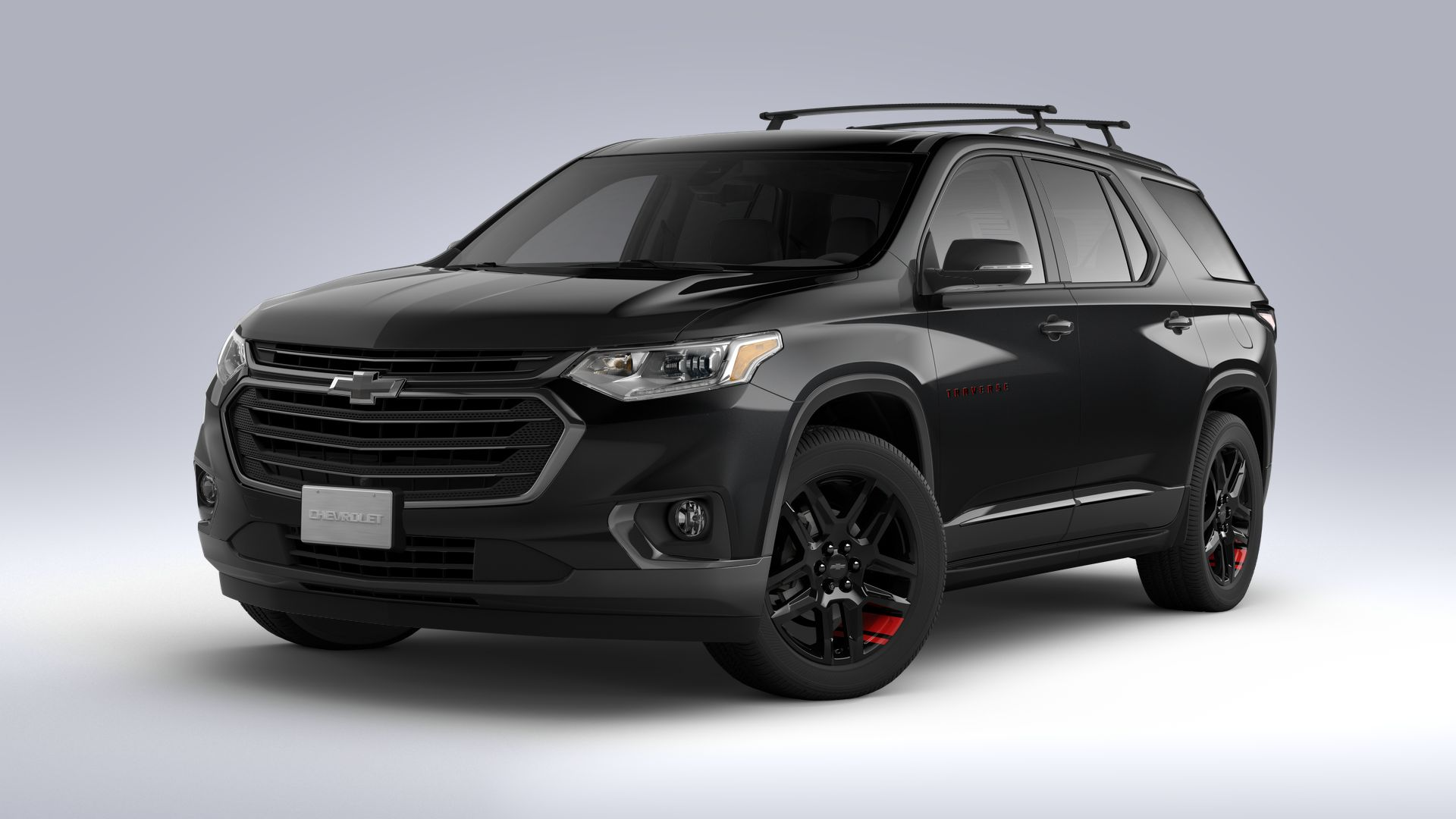 New 2021 Chevrolet Traverse Premier FRONT WHEEL DRIVE SUV