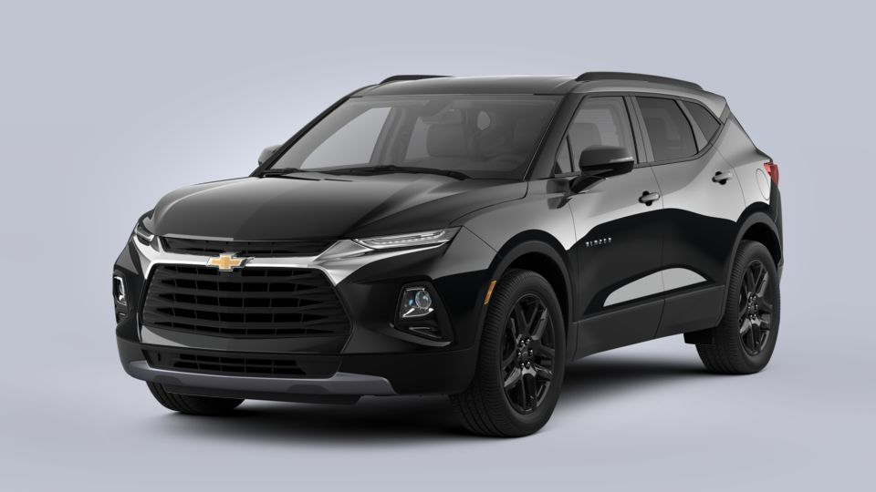 New 2021 Chevrolet Blazer 1LT Front Wheel Drive SUV