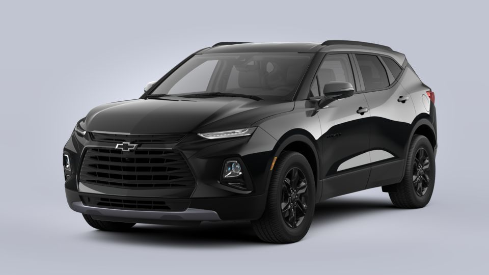 New 2021 Chevrolet Blazer 3LT