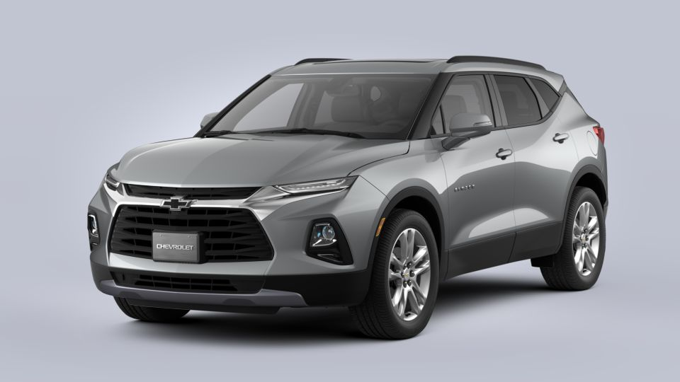 New 2021 Chevrolet Blazer 3LT ALL WHEEL DRIVE SUV