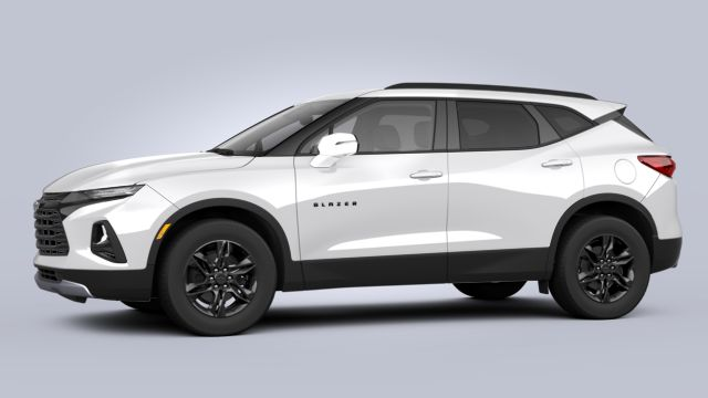 New 2021 Chevrolet Blazer 3LT