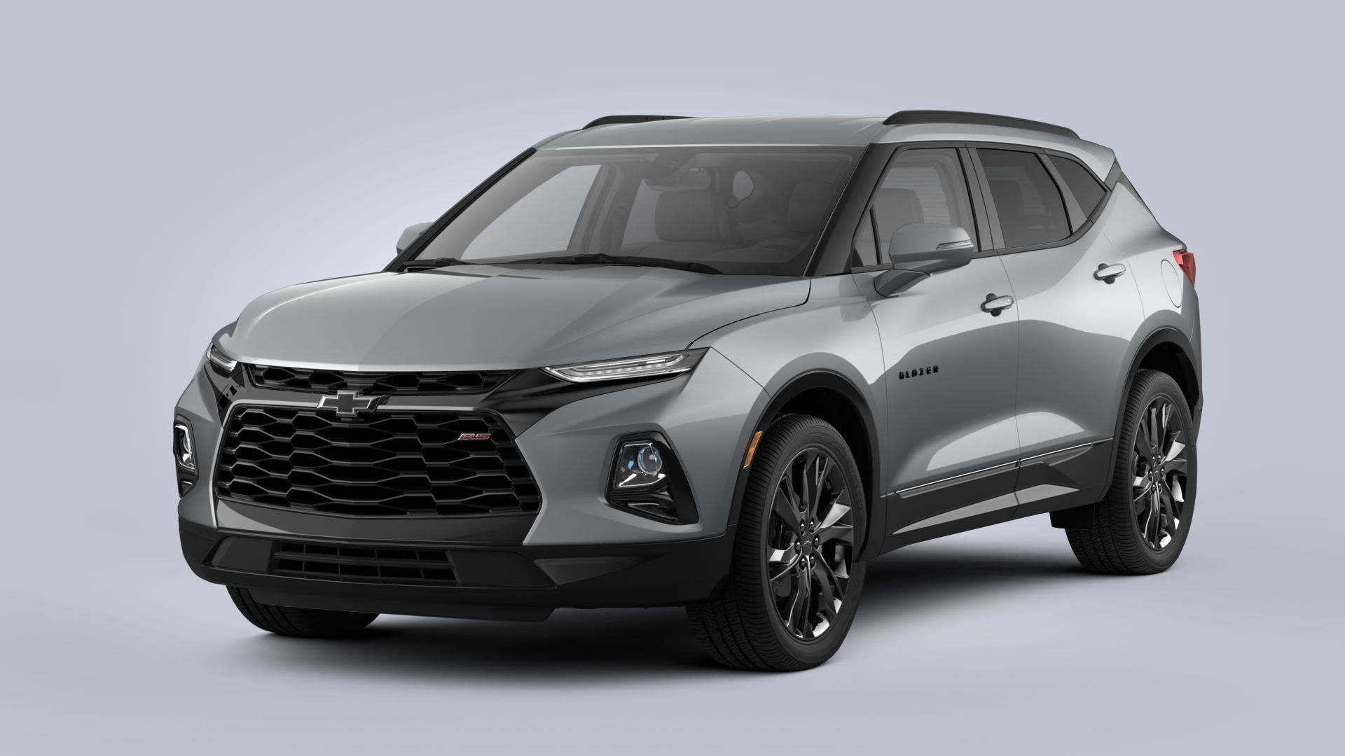 New 2021 Chevrolet Blazer RS AWD SUV