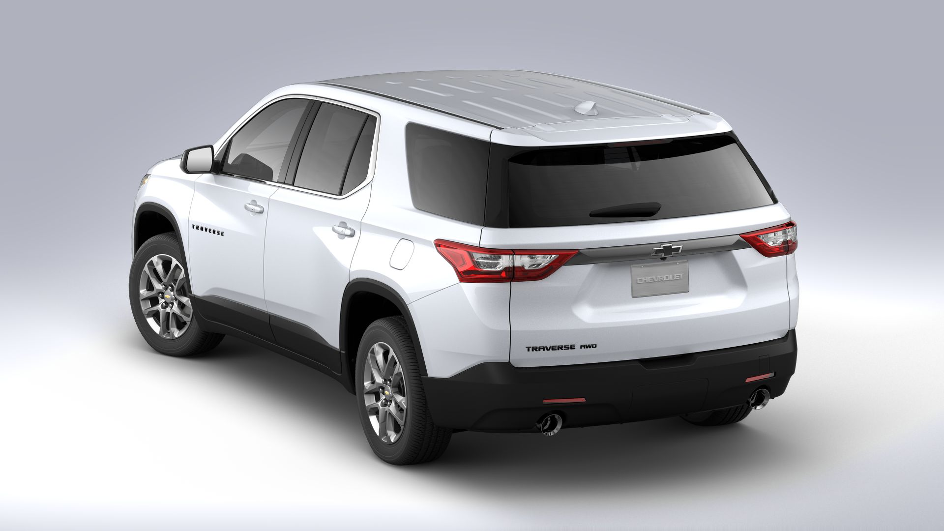 New 2021 Chevrolet Traverse LS ALL WHEEL DRIVE SUV