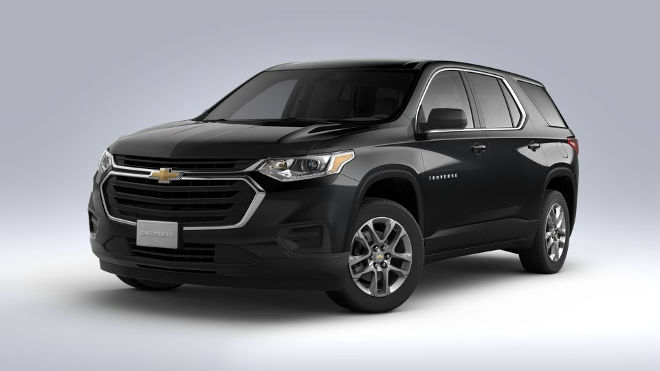 New 2021 Chevrolet Traverse LS All Wheel Drive SUV