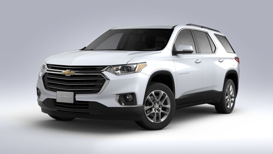 Lease a New 2021 Chevrolet Traverse LT AWD