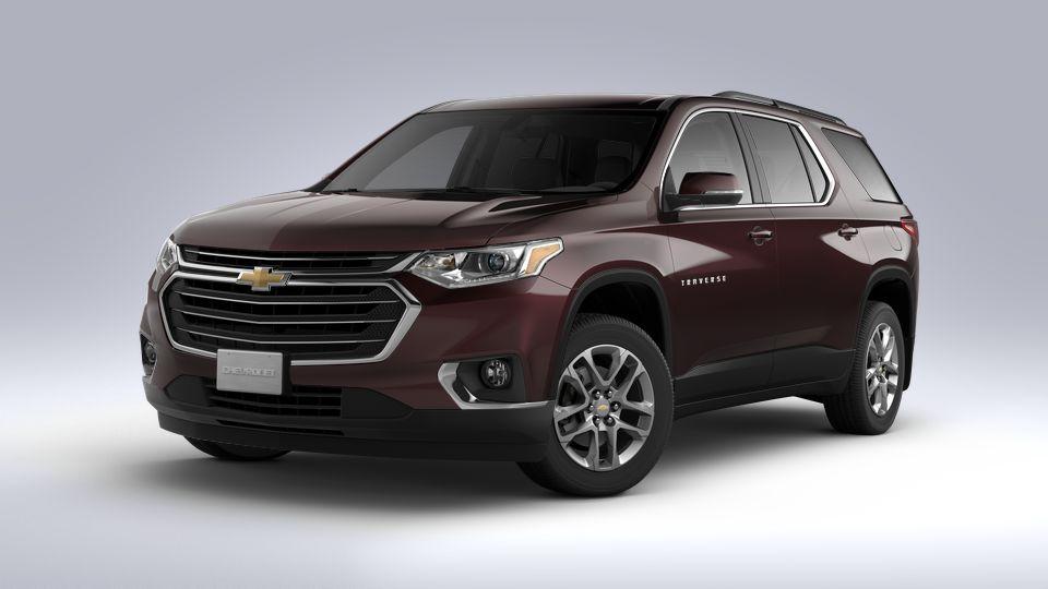 New 2021 Chevrolet Traverse LT Cloth All Wheel Drive SUV