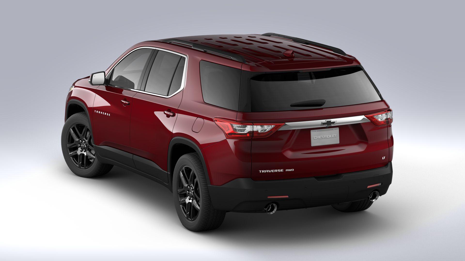 2021 Chevrolet Traverse LT Cloth