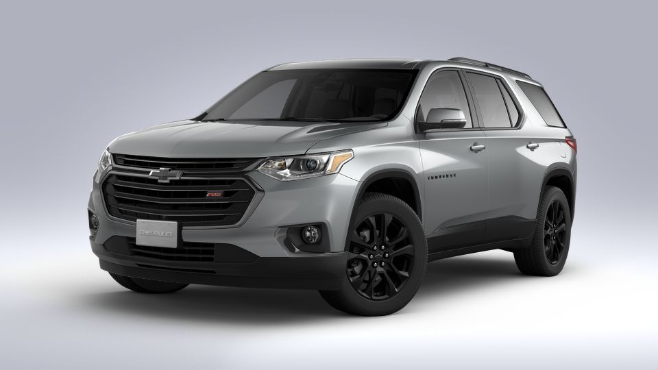 New 2021 Chevrolet Traverse RS