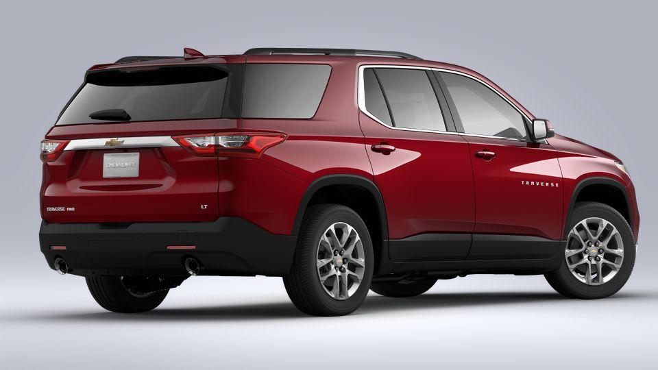 New 2021 Chevrolet Traverse LT Leather