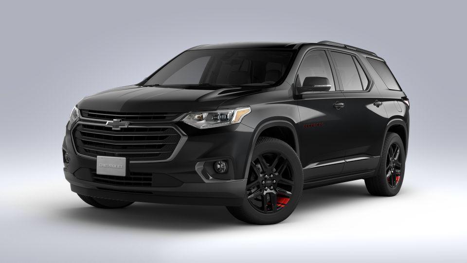 New 2021 Chevrolet Traverse Premier