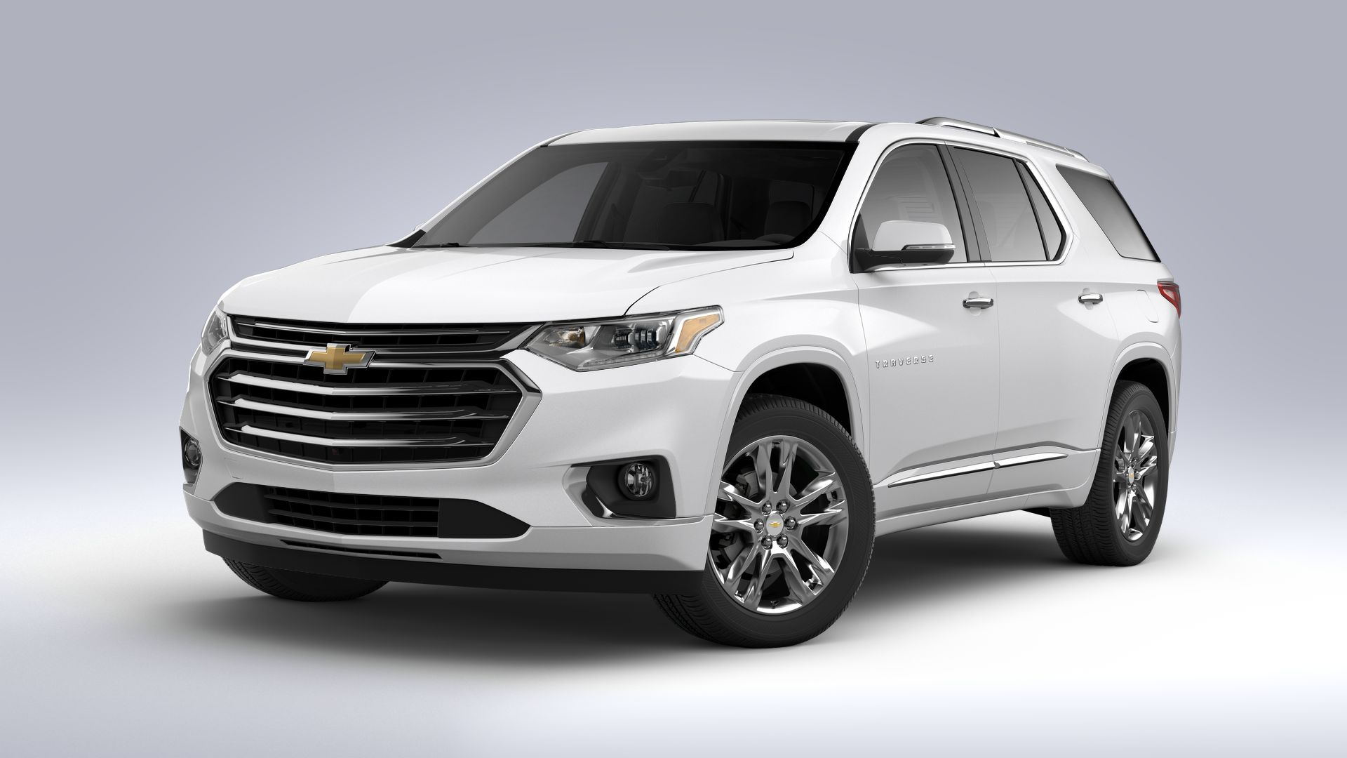 2021 Chevrolet Traverse High Country