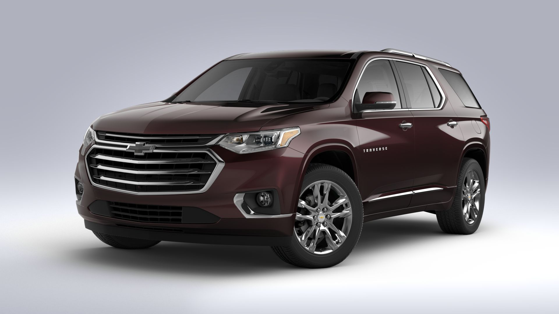 New 2021 Chevrolet Traverse High Country AWD SUV