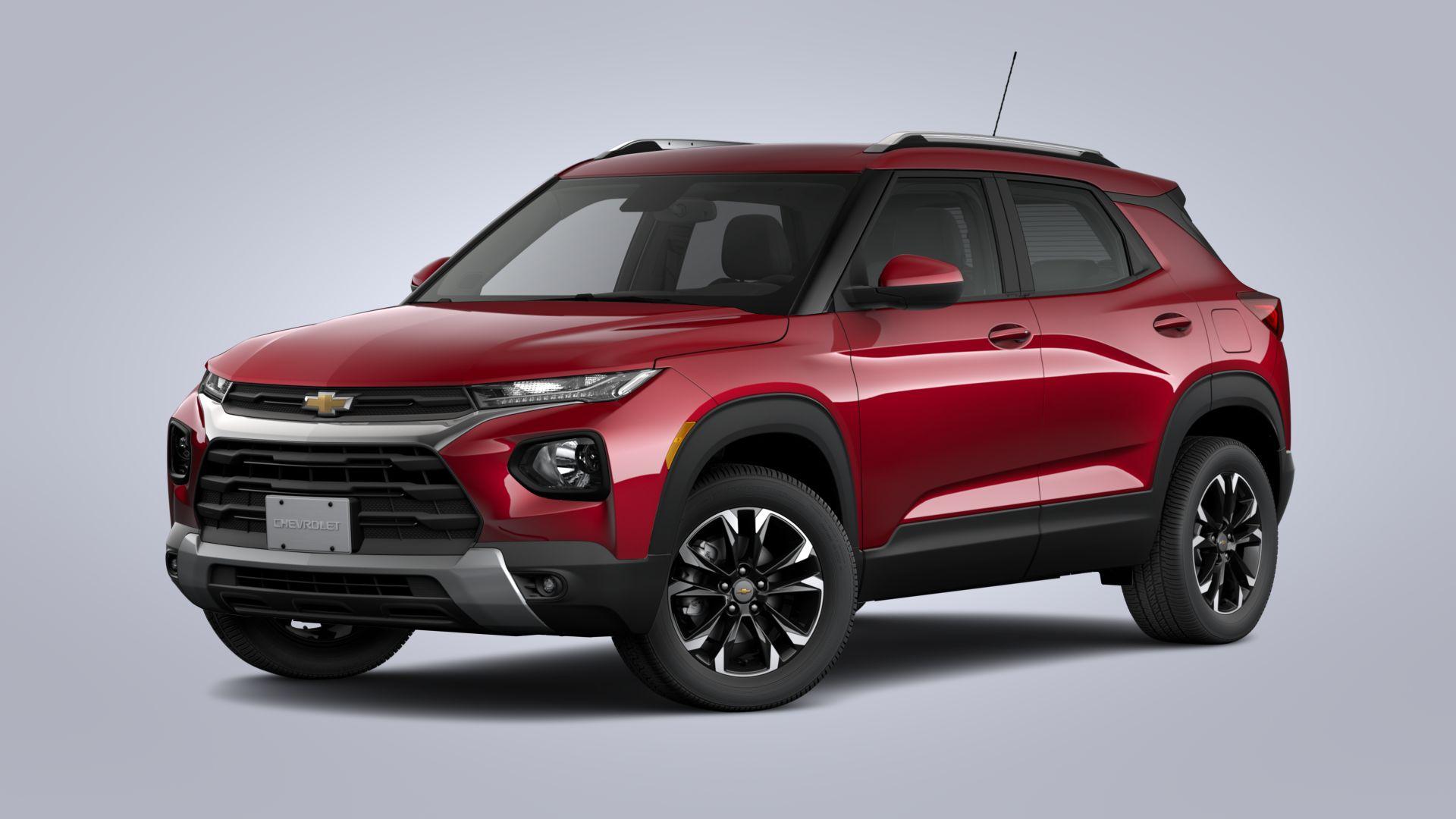New 2021 Chevrolet Trailblazer LT