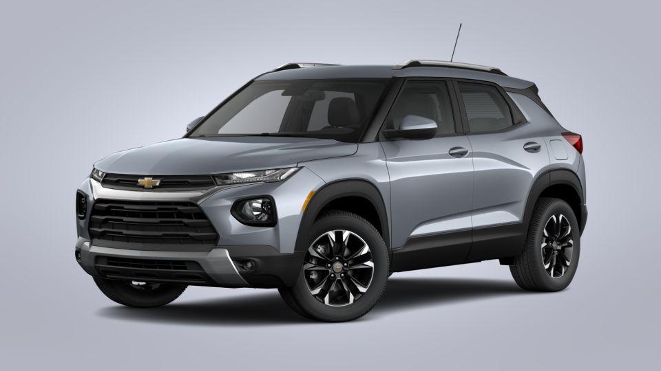 New 2021 Chevrolet Trailblazer LT Front Wheel Drive SUV