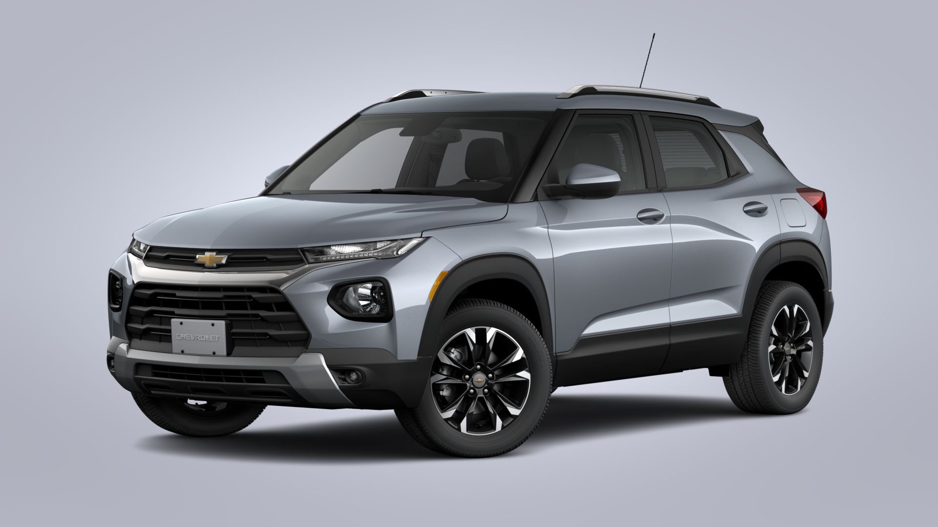 new 2021 chevrolet trailblazer lt front wheel drive suv