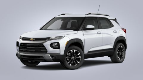 2021 CHEVROLET Trailblazer AWD LT