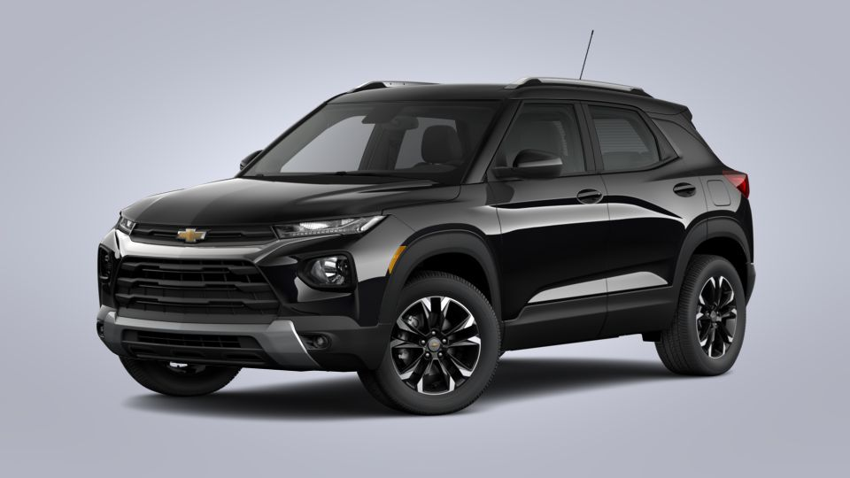 New 2021 Chevrolet Trailblazer LT
